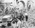 Napoli 1943, Via Chiaia.jpg