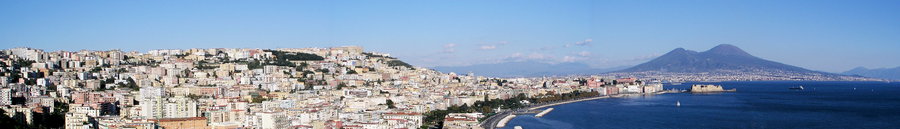 Naples page banner