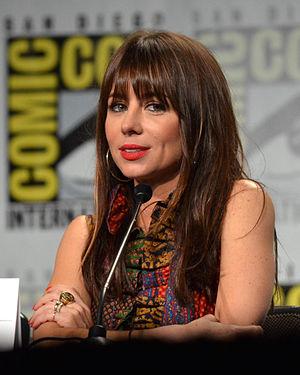 Natasha Leggero - Natasha Leggero at ComicCon.