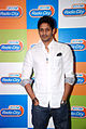 Nathalia Kaur and RGV promote Department film at Radio City FM (10).jpg