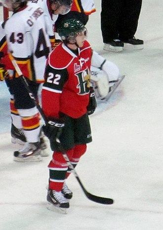 2013 NHL Entry Draft - Nathan MacKinnon of the Halifax Mooseheads was selected first overall by Colorado.