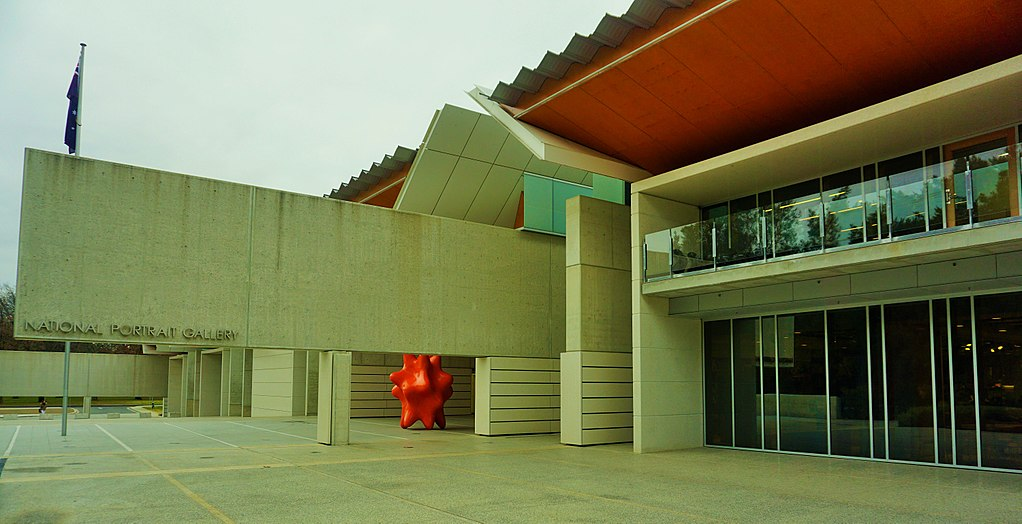 National Portrait Gallery, Canberra, Australia