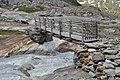 Nationalpark Hohe Tauern - Gletscherweg Innergschlöß - 42 - Brücke über den Schlatenbach.jpg
