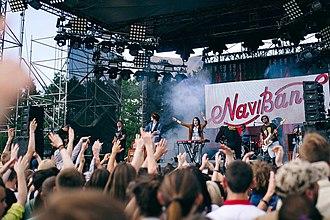 Naviband - Naviband at Rock za Bobrov Festival