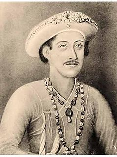 Najmuddin Ali Khan Nawab Nazim of Bengal, Bihar and Orissa (Nawab of Bengal)