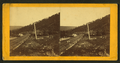 Near Sharp Mountain Gap, Mine Hill R.R, from Robert N. Dennis collection of stereoscopic views.png