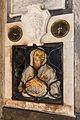 Neque Illic Mortuus, inside of Santa Maria del Popolo, Rome, Italy.jpg