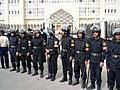 New Cairo Court House sieged.jpg