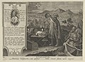 New Inventions of Modern Times -Nova Reperta-, Amerigo Vespucci Discovering the Southern Cross with an Astrolabium, plate 18 MET DP841115.jpg