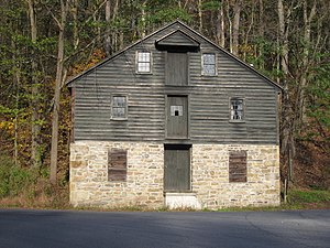 East Brunswick Township, Schuylkill County, Pennsylvania - New Ringgold Gristmill