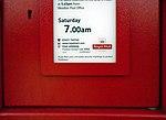 New post box on Blackrod Avenue 2.jpg