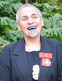 Ngahuia Te Awekotuku New Zealand academic, short story writer and essayist