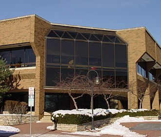 Naperville, Illinois - Nichols Library