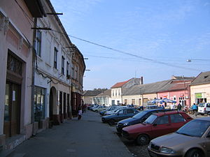 Lipova, Arad - Image: Nicolae Balcescu Lipova 3
