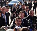 Nicolas Sarkozy a Perigueux fevrier 2008.jpg
