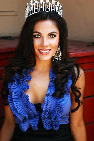 Miss Delaware USA -  Nicole Bosso, Miss Delaware USA 2007