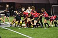 Night Rugby at John Roberts Field 8040.jpg