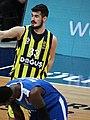 Nikola Kalinić (basketball) 33 Fenerbahçe Men's Basketball 20171219.jpg