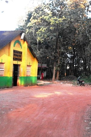 Nilambur–Shoranur line - Nilambur railway station