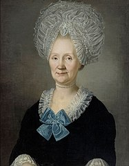 Portrait of Ms. Anna Krogius