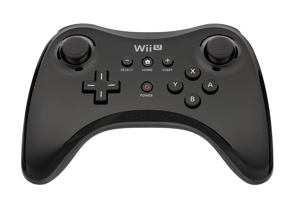 List Of Wii U Games That Use The Wii U Pro Controller Wikipedia - Minecraft mit ps3 controller spielen pc