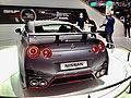 Nissan GT-R Nismo, GIMS 2014 (Ank Kumar, Infosys) 06.jpg