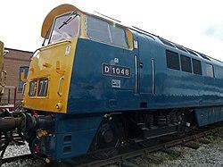 No.D1048 Western Lady (Class 52) (6103941892).jpg