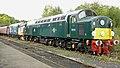 No.D212, BR no.40012 Aureal (Class 40) & no.37314 Dalzell (Class 37) (6157082692) (2).jpg
