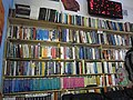 Noisebridge library 2013.jpg