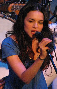 Norah Jones l'any 2007