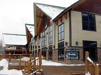 Mt Norquay - Lodge at Norquay ski resort