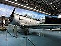 North American Harvard-Texan trainer aircraft - Εκπαιδευτικό αεροσκάφος (26964792691).jpg