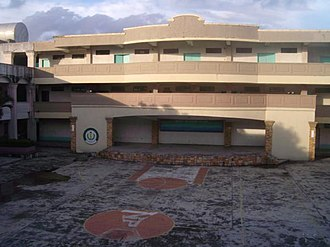 Navotas - The Main Building of the Navotas Polytechnic College.