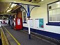 Northbound platform, Eastleigh station - geograph.org.uk - 1716931.jpg