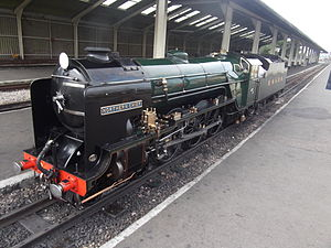 Romney, Hythe and Dymchurch Railway - Northern Chief