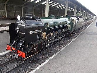 Romney, Hythe and Dymchurch Railway - Northern Chief
