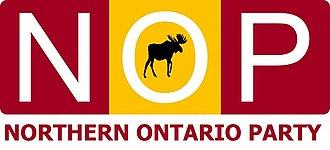 Northern Ontario Party - Image: Northern Ontario Party Logo