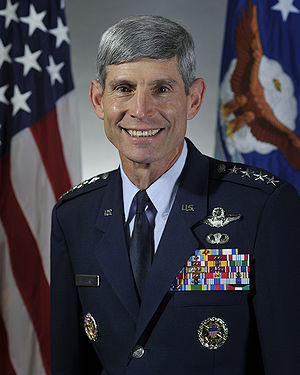 English: General Norton A. Schwartz, USAF, Chi...