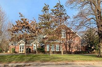 Norton, Massachusetts - Norton Public Library