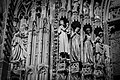 Notre-Dame Strasbourg vierges folles portail latéral sud façade ouest.jpg