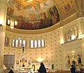 Notre Dame de la Defense Church interior in Montreal -Stradablog -Stradablog.jpg
