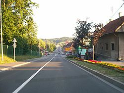 Center of Novi Marof