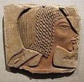 Nuovo regno, xviii dinastia, regno di amenhotep IV, ritratto di nefertiti talatat, da karnak 1353-1347 ac ca.jpg