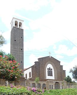 Roman Catholic Archdiocese of Nyeri archdiocese