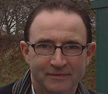 Photograph of Martin O'Neill