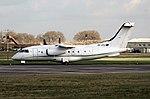 OE-HTJ Dornier 328J Tyrolean Air Services Coventry 27-02-2008 (36418467124).jpg