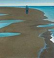 OSAMĚNÍ, asi 1971, olej na plátně, 97 x 91 cm.jpg