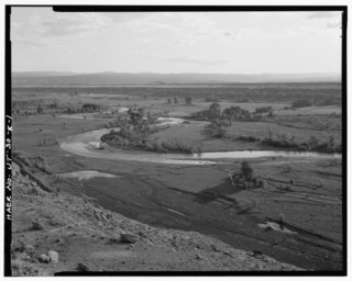 Duchesne River river in the Uinta Basin in Duchesne and Uintah counties in Utah, United States