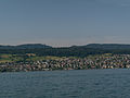 Oberrieden, dorpszicht vanaf Herrliberg foto5 2014-07-19 11.32.jpg