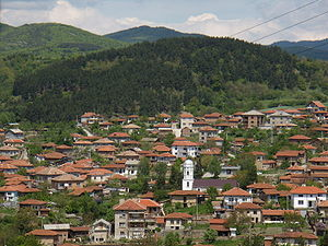 Pazardzhik Province - The village of Oborishte.